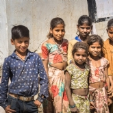 Children in Udaipur