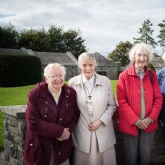 Franciscan nuns at Clonmacnoise