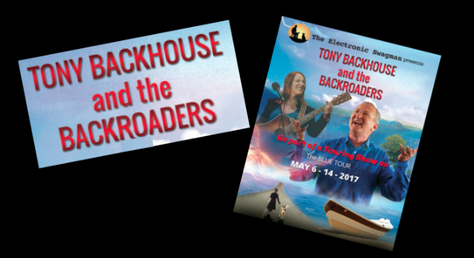 TONY BACKHOUSE & THE BACKROADERS